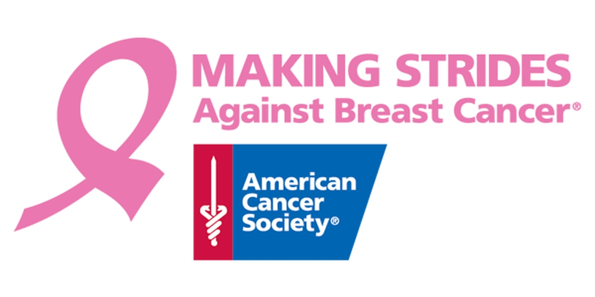 American Cancer Society Making Strides Against Breast Cancer Walk set for Oct. 22