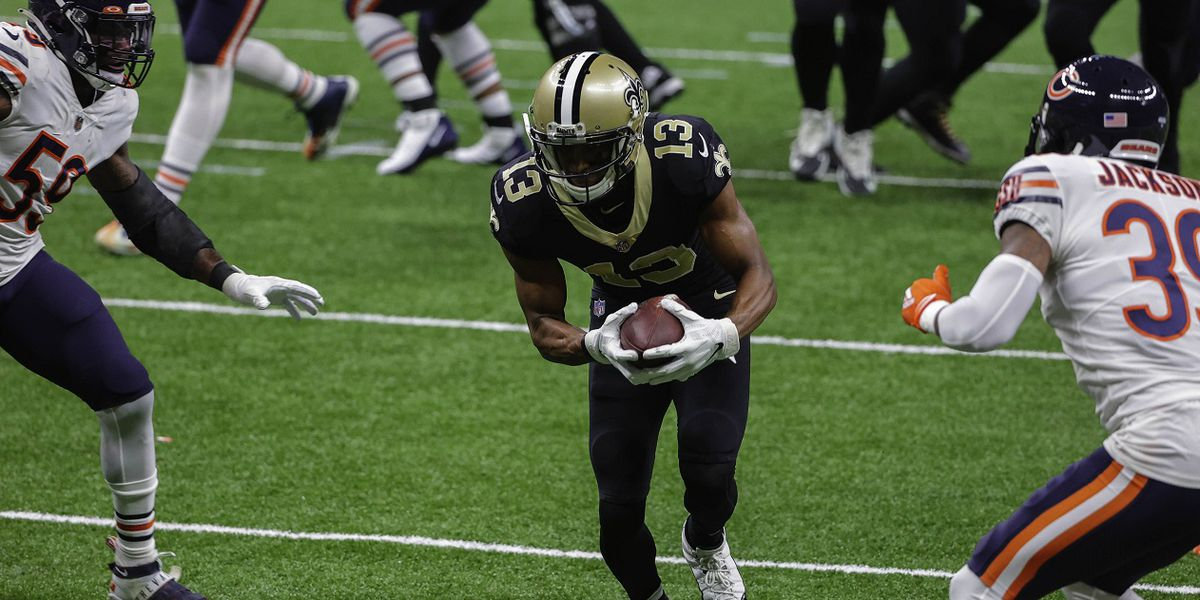 Saints restructure Michael Thomas' contract to get under the salary cap