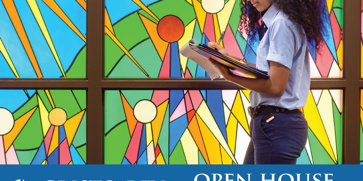 Cristo Rey Baton Rouge to host open house