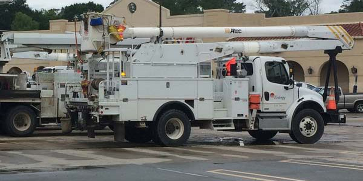 Entergy plans scheduled outage in Plaquemine