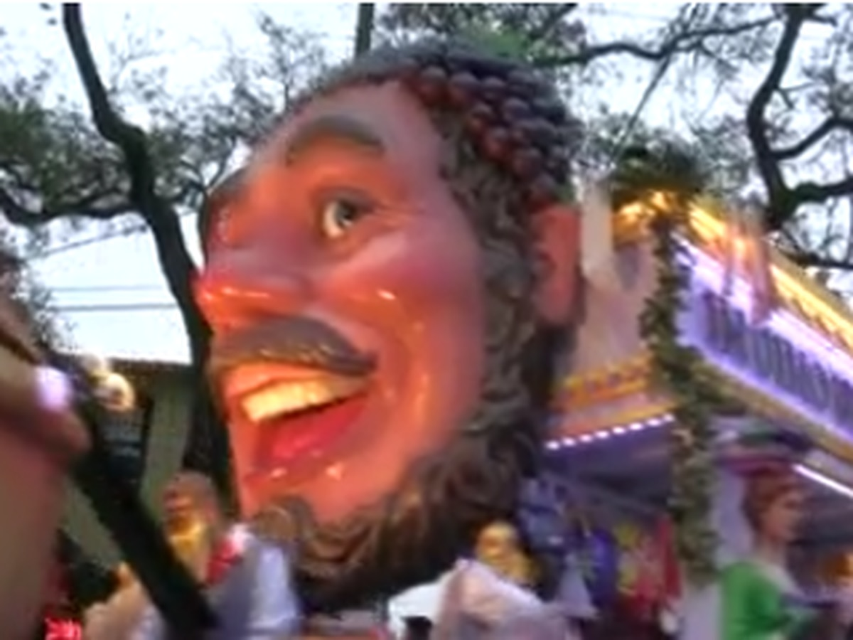 5 Uptown parades mark huge Carnival Friday night