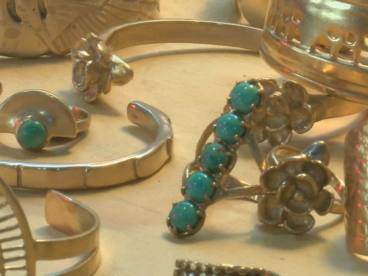 SHOWCASING LOUISIANA: Inside Mimosa Handcrafted jewelry
