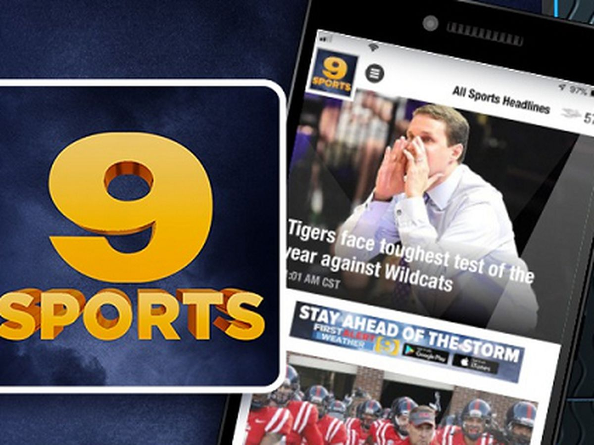 9Sports app is moving