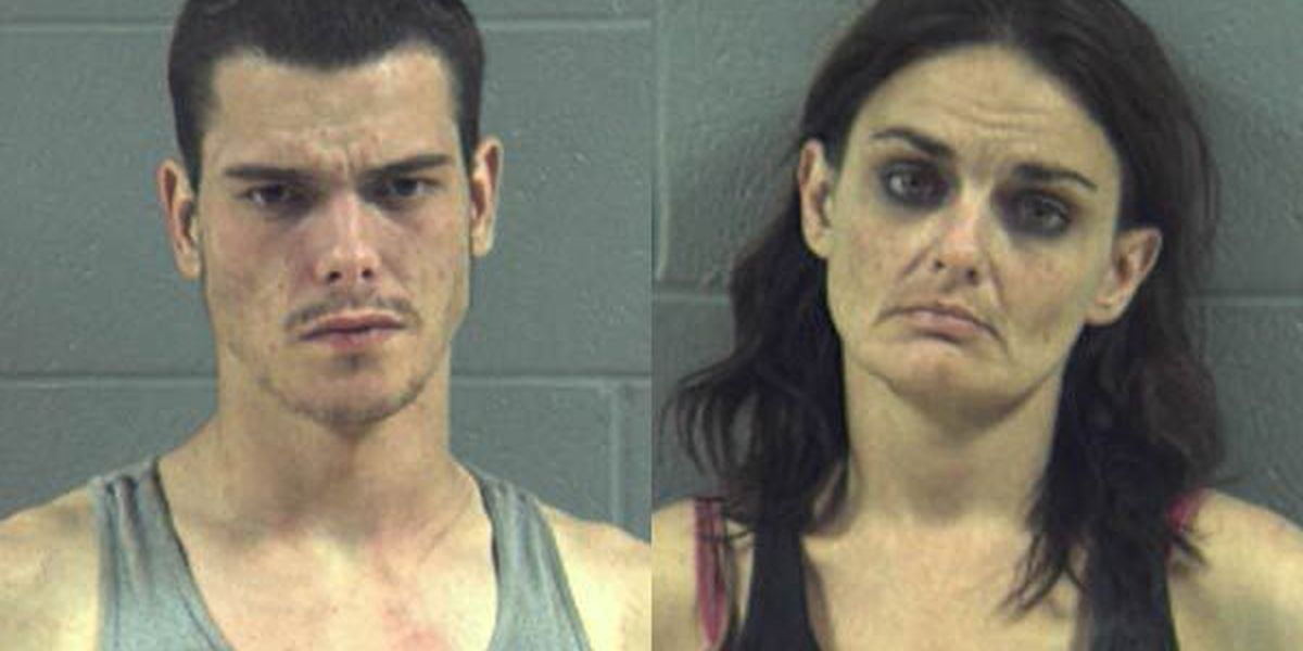 Troopers arrest AL man and woman after brief chase