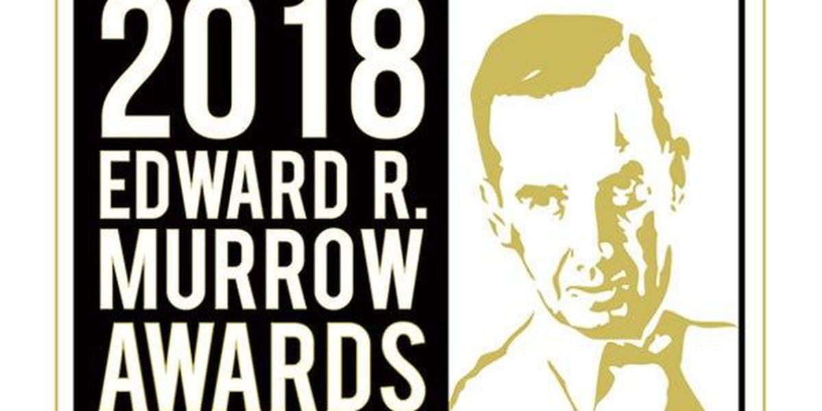 WAFB wins 4 Edward R. Murrow Awards