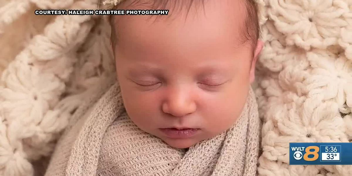 East Tenn. baby breaks record after being born from 27-year-old embryo