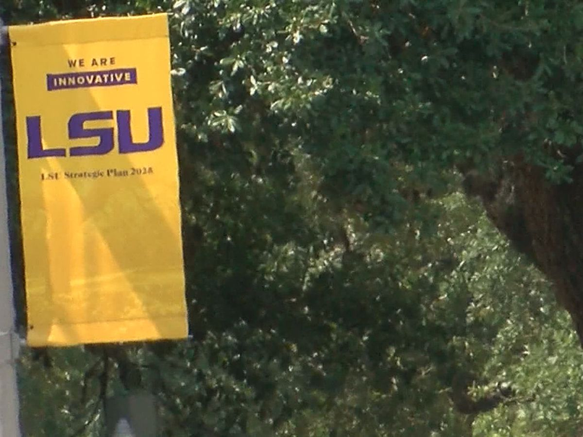 LSU student found dead Tuesday