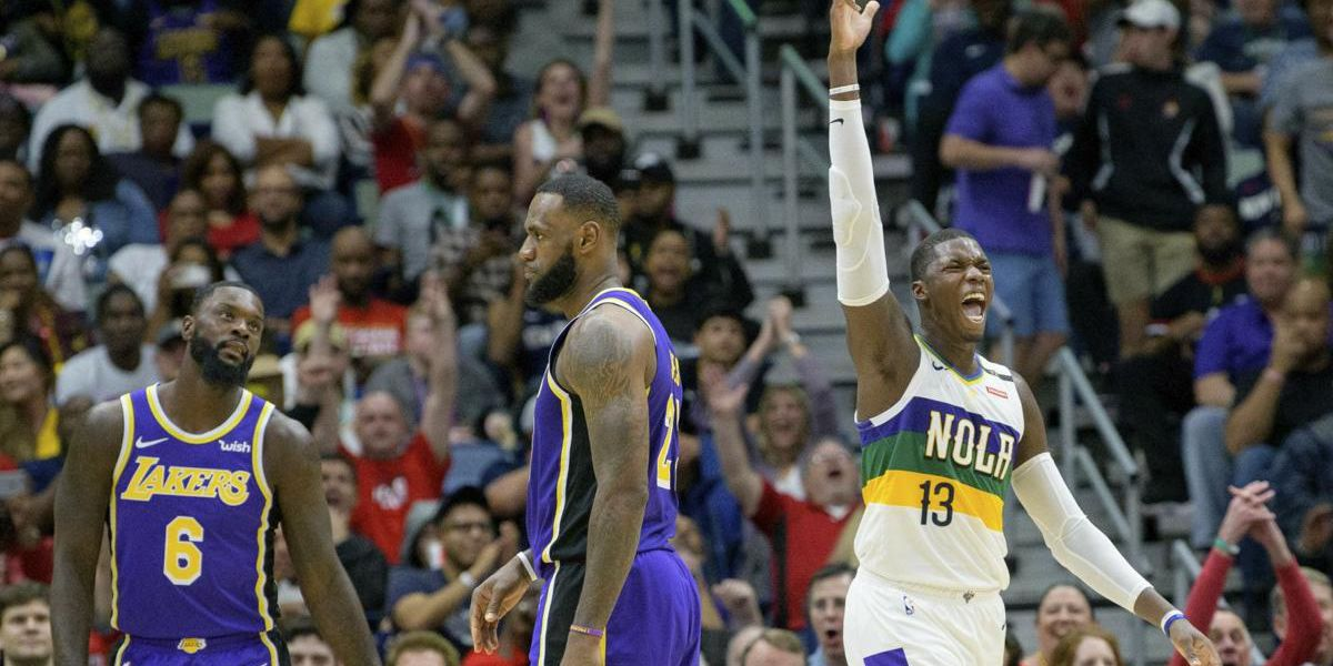 Pelicans to rest Davis against Lakers