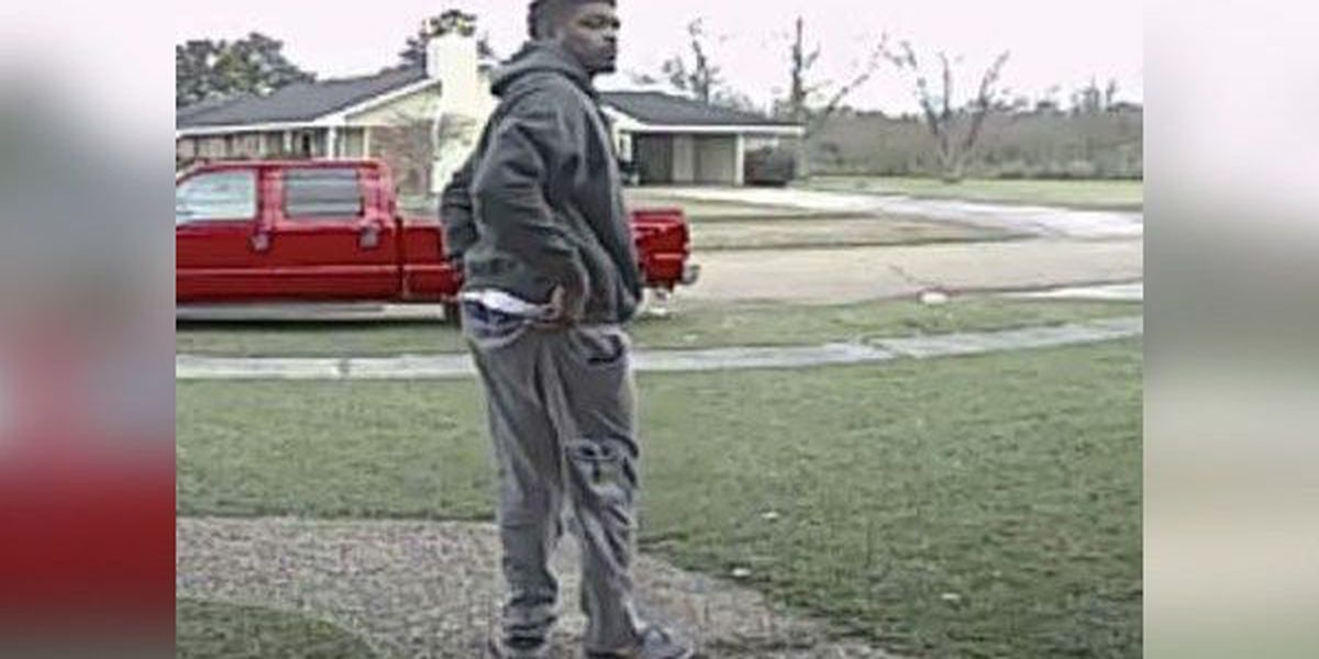 Deputies release surveillance image of man who broke into Baton Rouge home