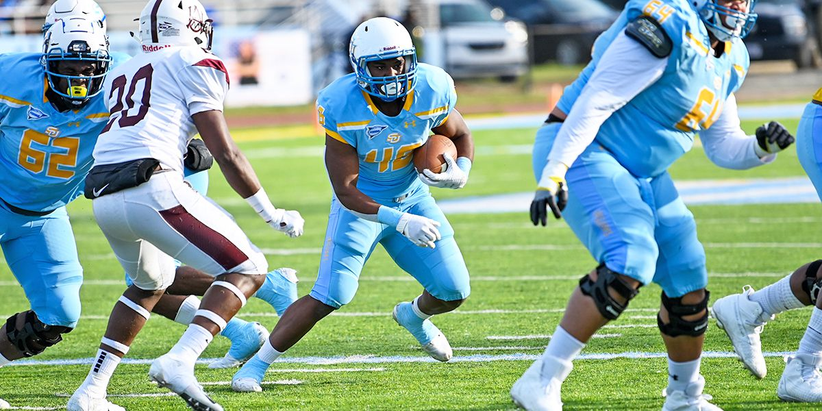 Odums: RB Jarod Sims ready to put pads on again