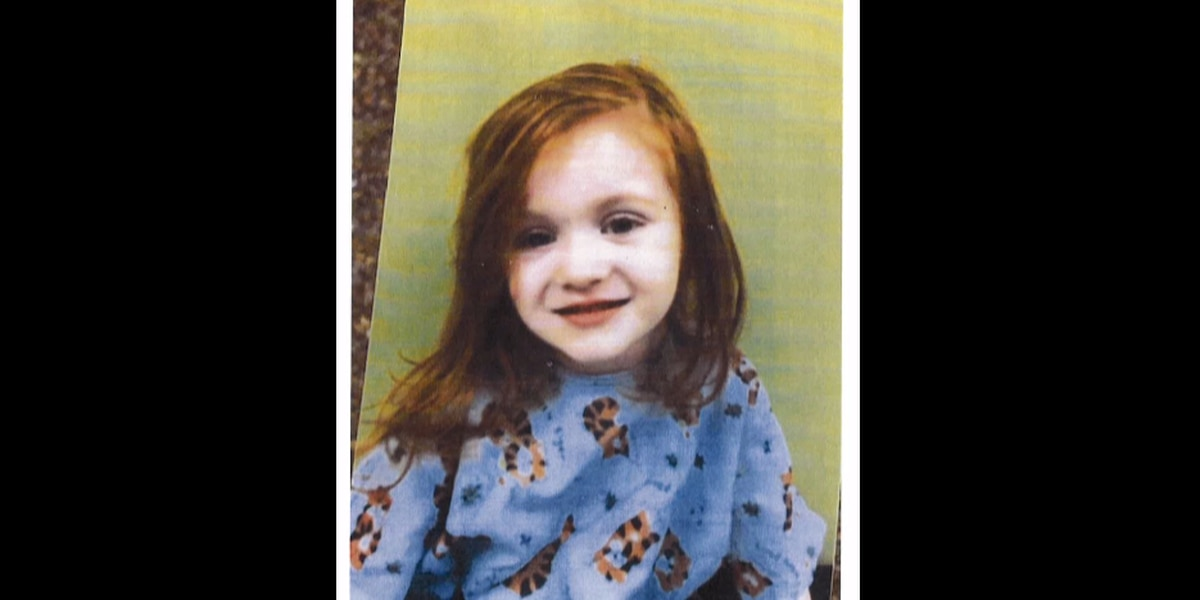 4 year old Florence girl found safe; Endangered/Missing Child alert cancelled