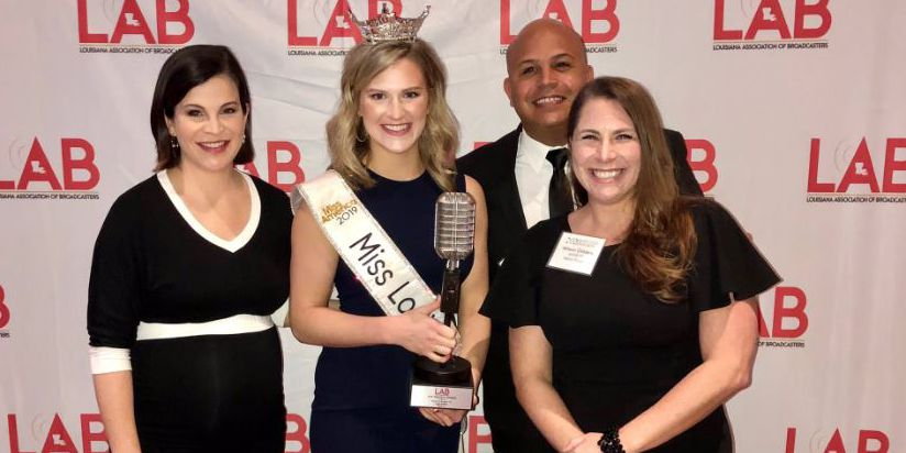 WAFB wins several LAB awards including 'Station of the Year'