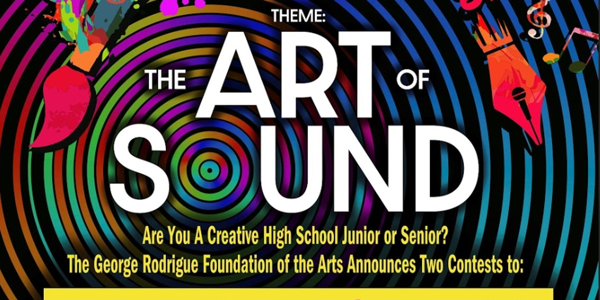 La. songwriting, art competition to award over $55,000 in college scholarships