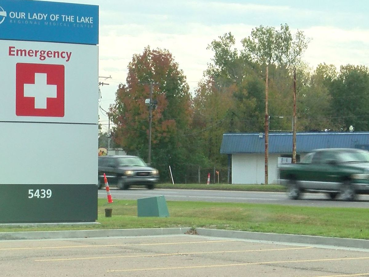Emergency center in north Baton Rouge celebrating a year of saving lives
