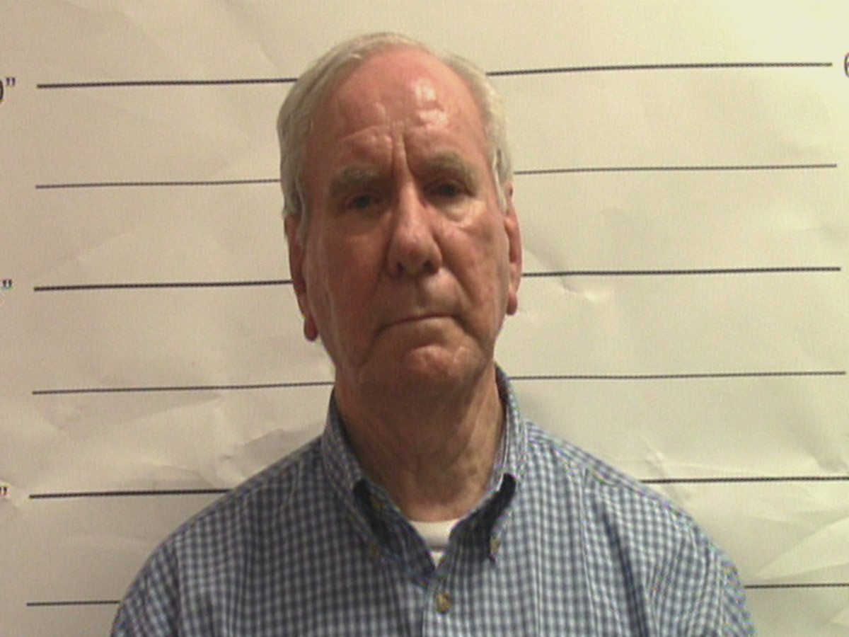 Former deacon George Brignac arrested for first-degree rape