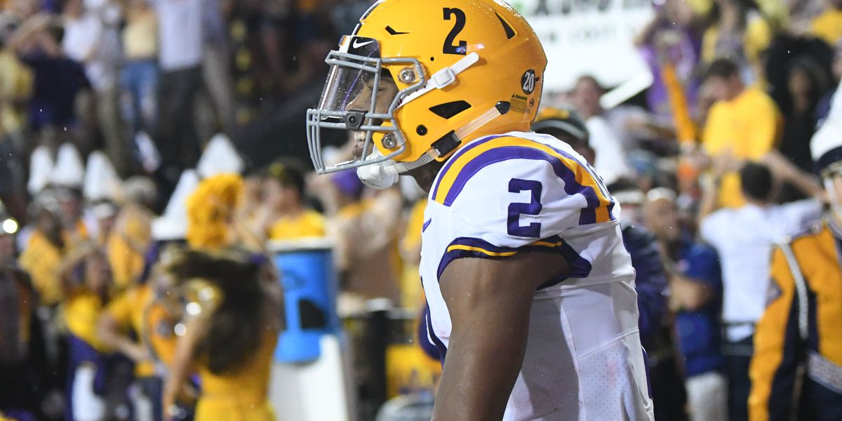 Orgeron thinks 'Everybody is gunning for LSU' in 2018