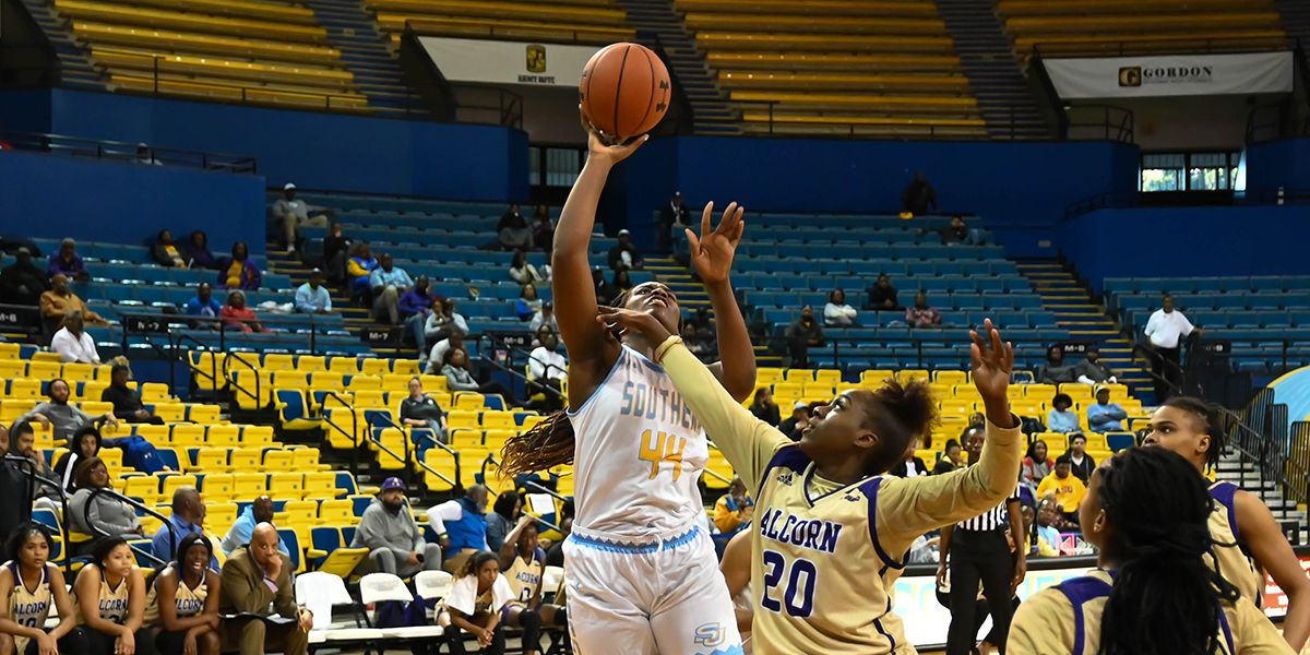 WBB: Southern gets off to fast start to roar past Alcorn State
