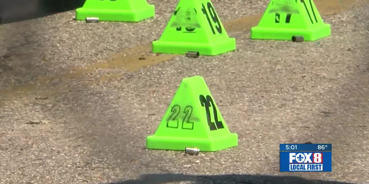 City unveils 50-year plan to reduce gun violence in New Orleans