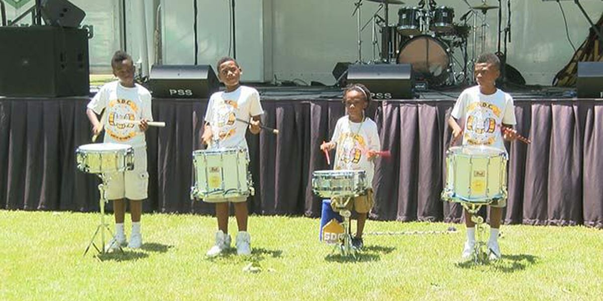Scotlandville festival brings music to residents and visitors