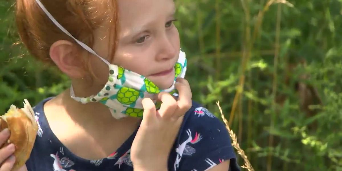 Building mask endurance for kids, expert offers tips