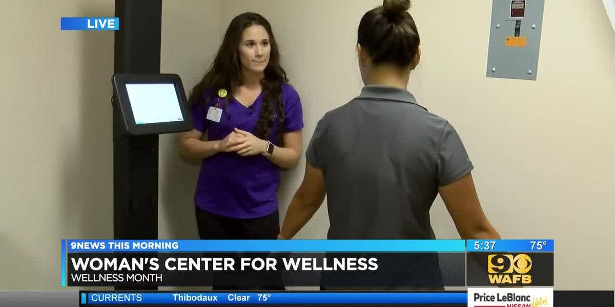 Woman's Center for Wellness - Gabrielle Theriot