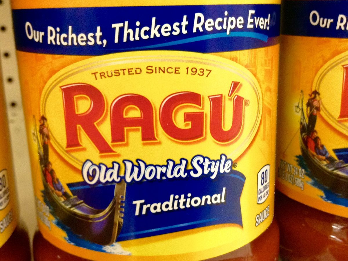 Nationwide recall issued for Ragú Pasta Sauces due to possible plastic fragment contamination