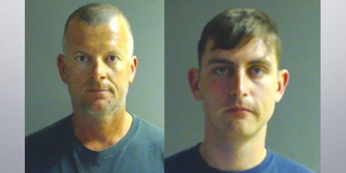 Police: 'Militia' men arrested for carrying guns on LSU campus