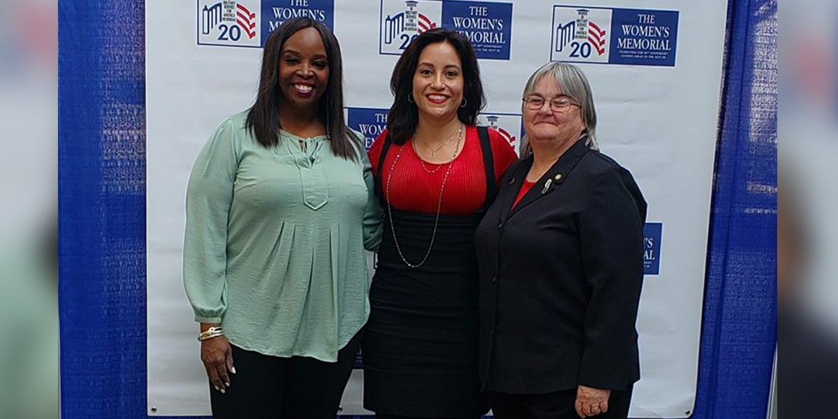 La. women veterans honored as 'trailblazers'