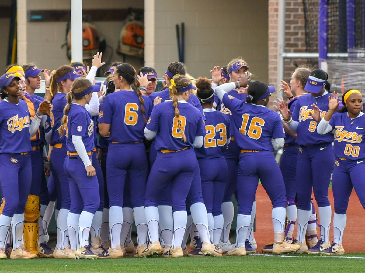 LSU softball hosts ULM