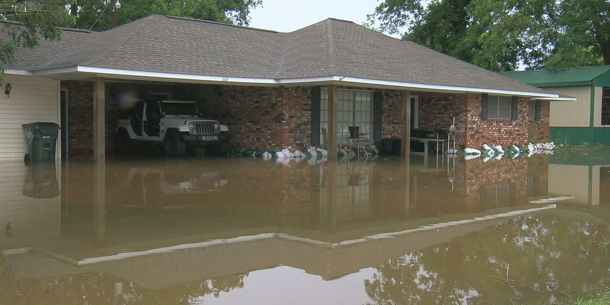5 more parishes added to federal disaster declaration for Hurricane Barry
