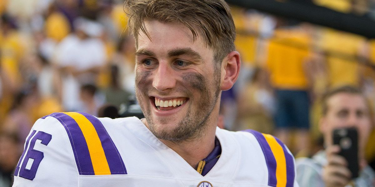 'Without LSU, I wouldn't be where I am' - QB Danny Etling still surviving in the NFL