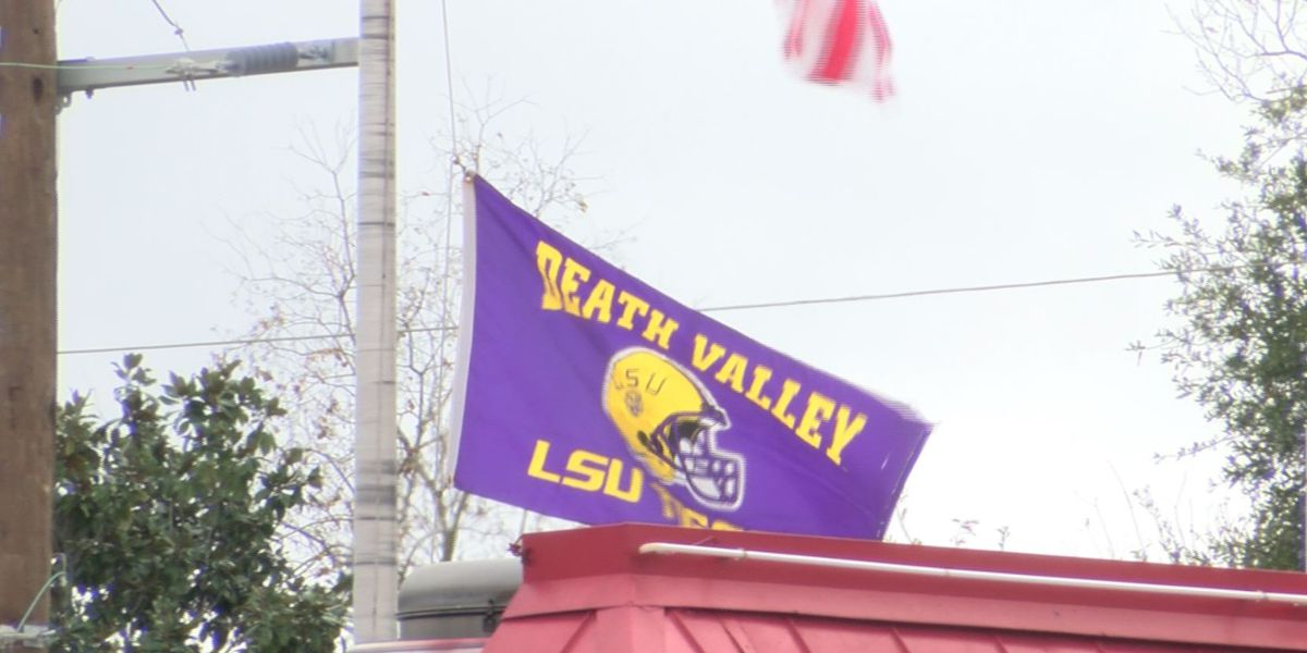 Restaurants, bars in Baton Rouge prep for Saturday's big playoff game