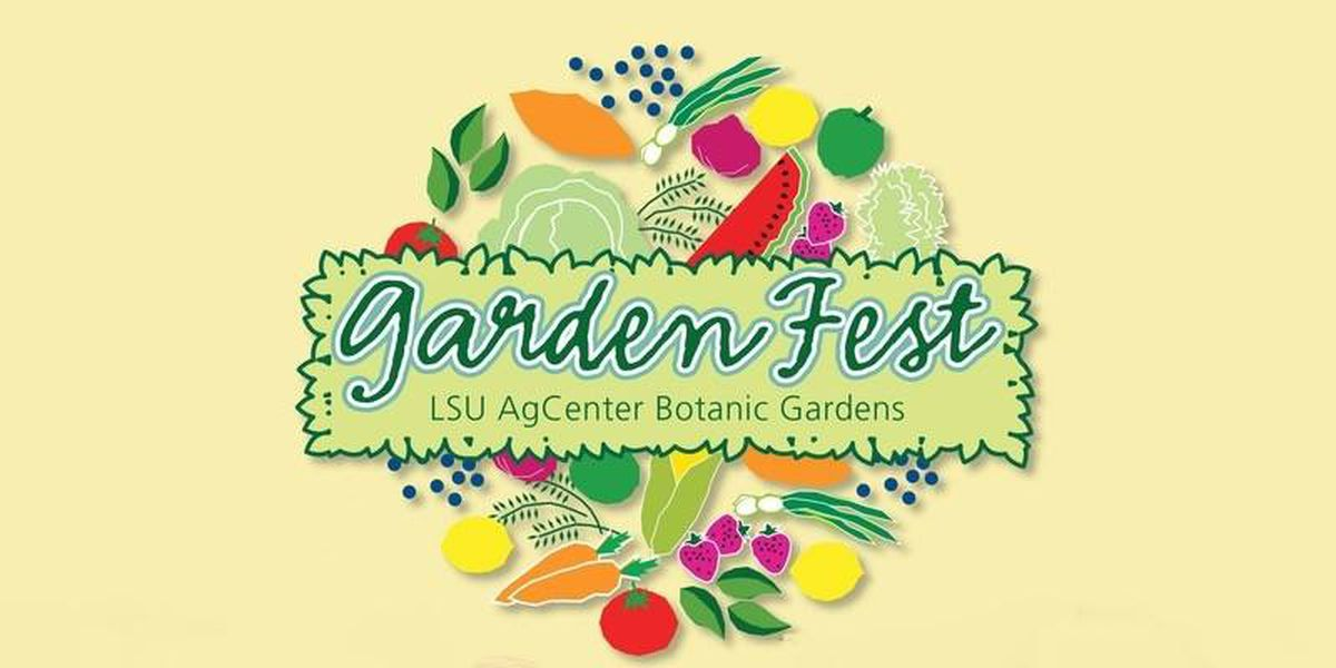 LSU AgCenter Botanic Gardens hosts 2019 Garden Fest