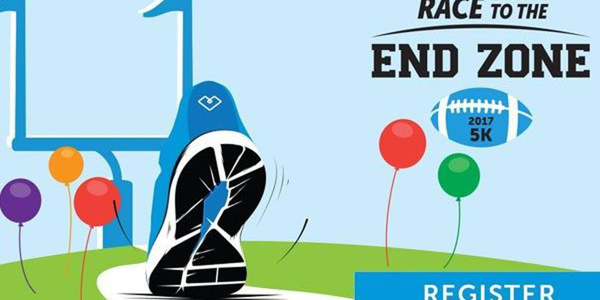 BR General to hold Race to the End Zone 5K event