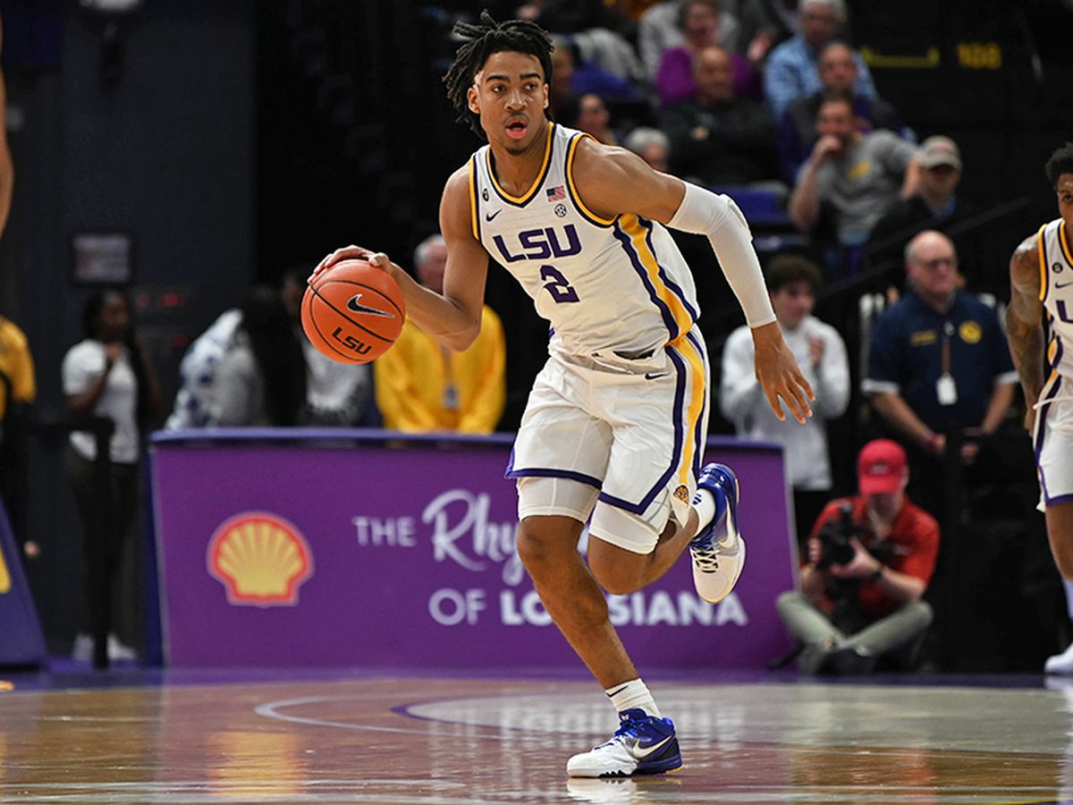 LSU outlasts Arkansas to improve to 2-0 in SEC play