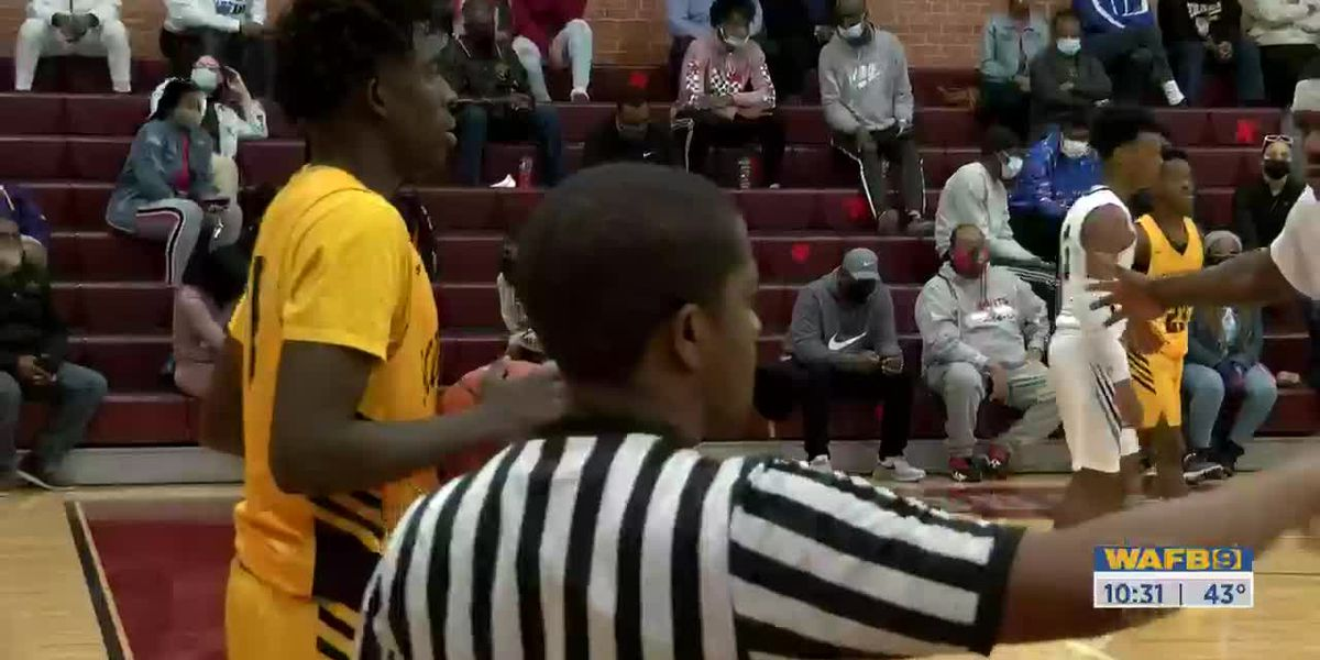 Northside-St. Michael and Scotlandville-Jehovah Jireh - Boys' Basketball