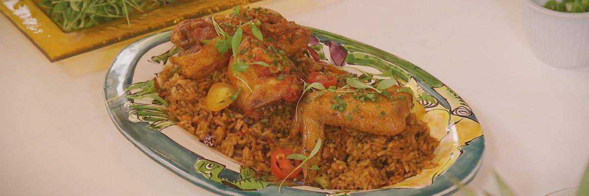 Jollof Rice of Nigeria