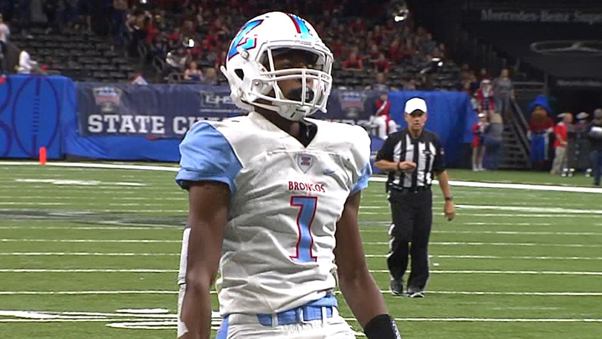 Zachary WR Chris Hilton talks about why he committed to LSU