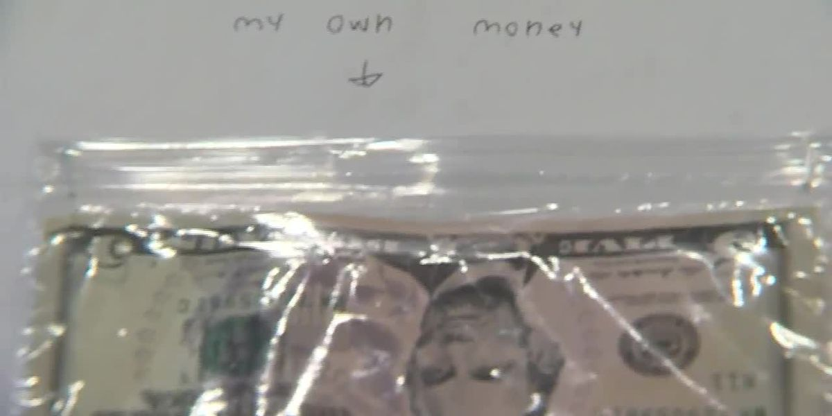 Boy, 9, uses birthday money to give his teacher a pay raise