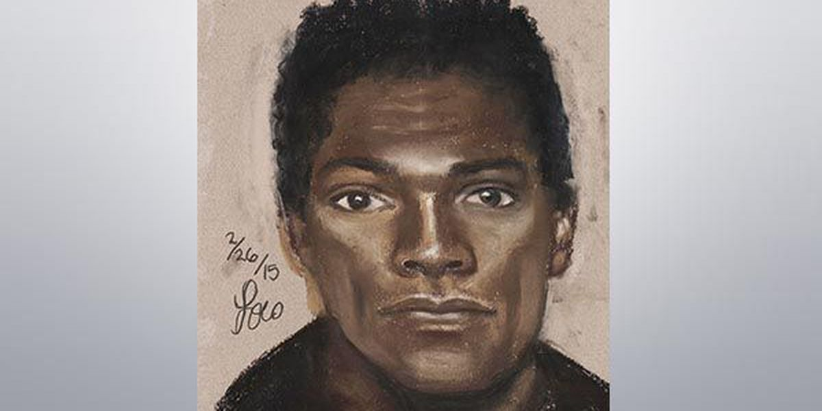 FBI releases sketch of Texas murder suspect thought to be in Louisiana