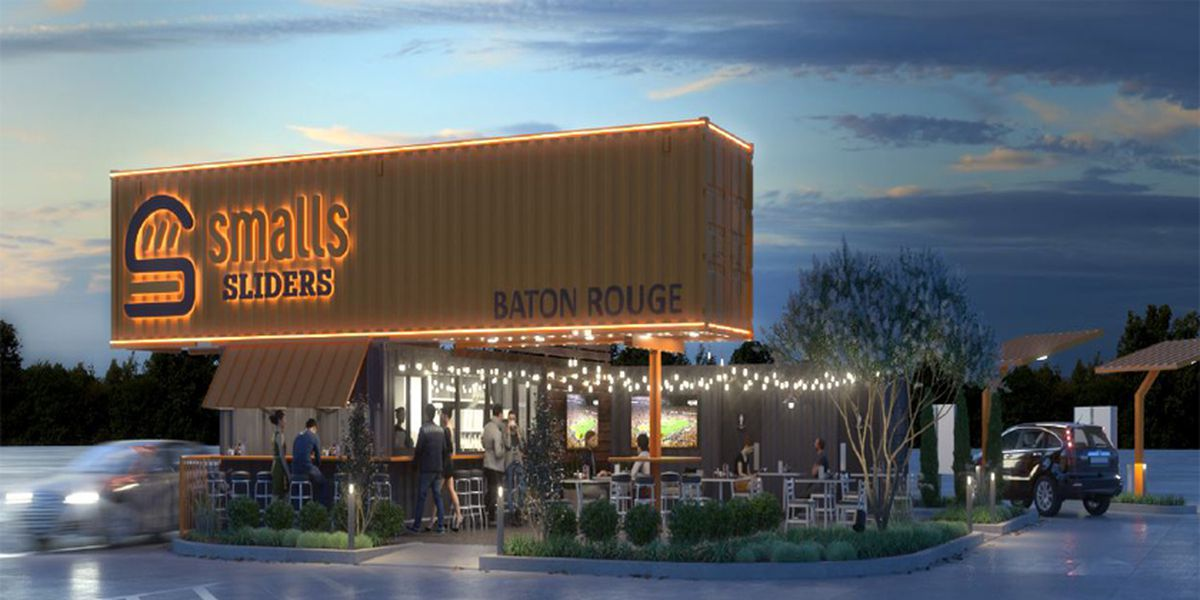 Walk-On's owners, local investors to bring 'Smalls Sliders' restaurant to Baton Rouge