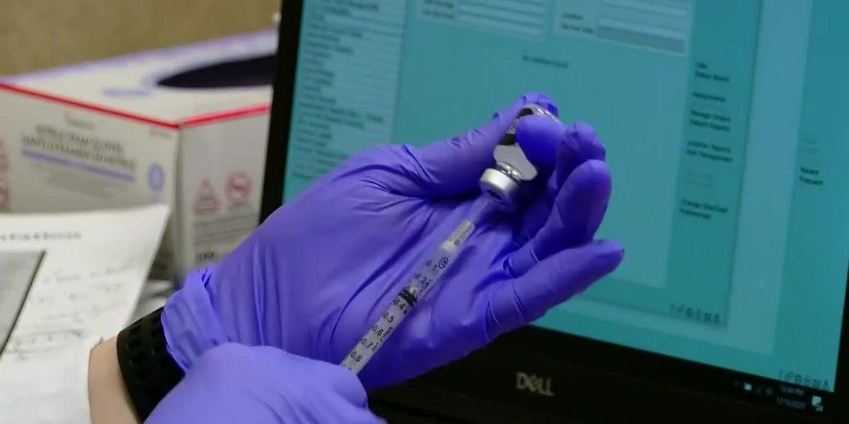 Loss of coronavirus vaccine in La. low, health officials say