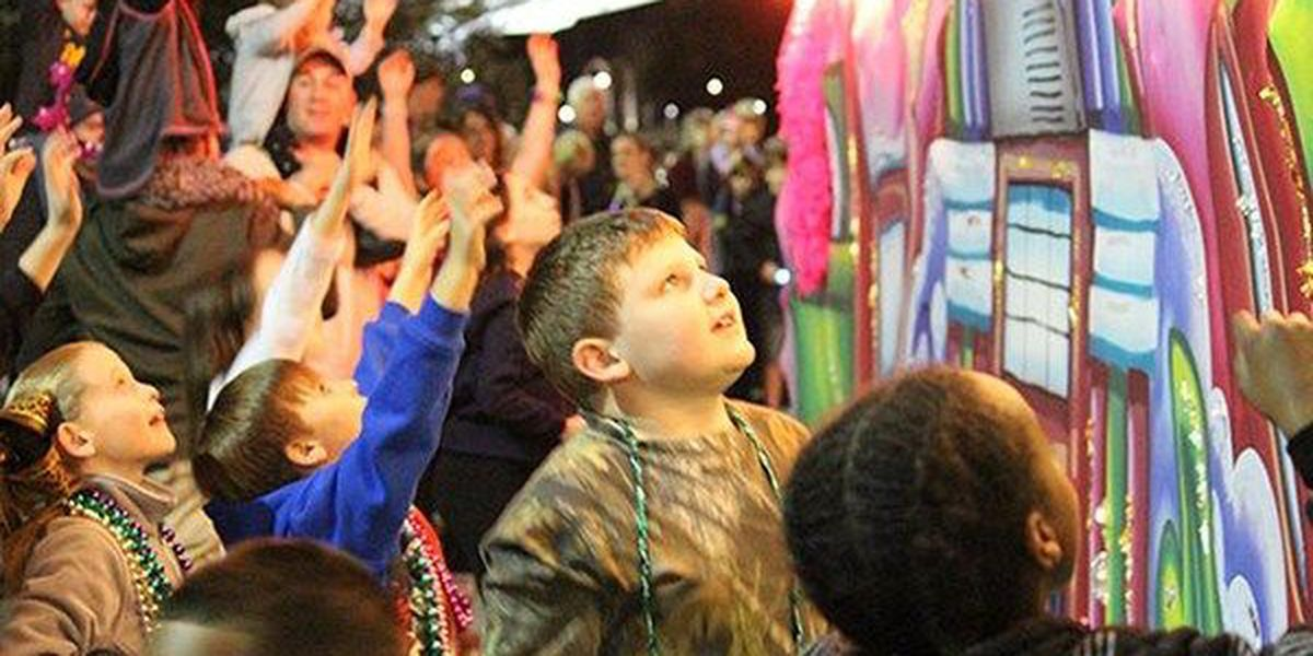 Annual Baton Rouge Mardi Gras Festival to be held Feb. 25