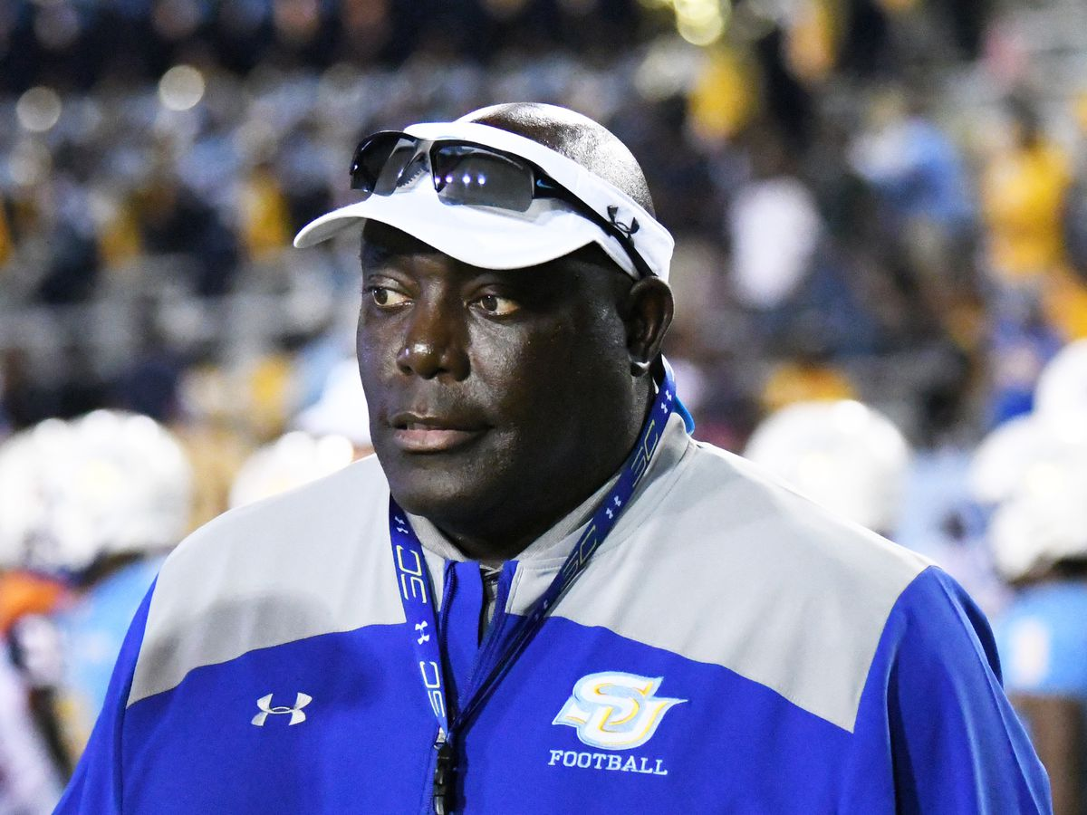 Southern head coach previews upcoming SWAC opener at Alabama A&M
