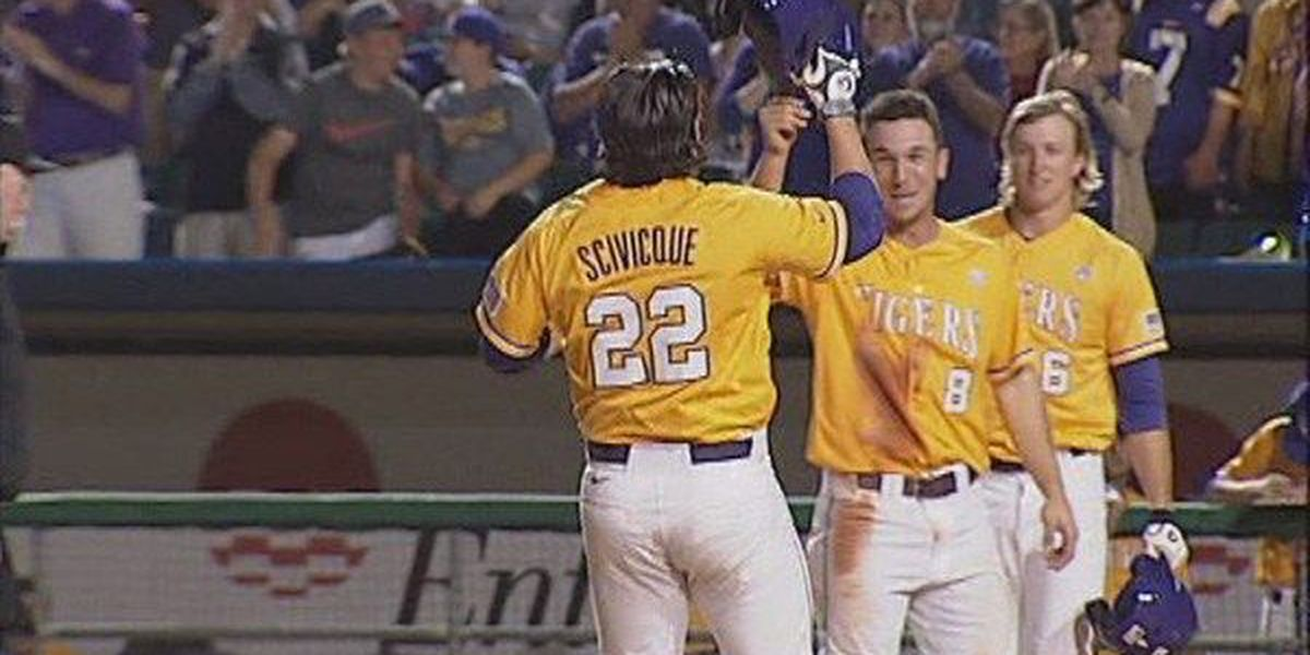 Bregman, Reynolds lead LSU baseball past UL-Lafayette