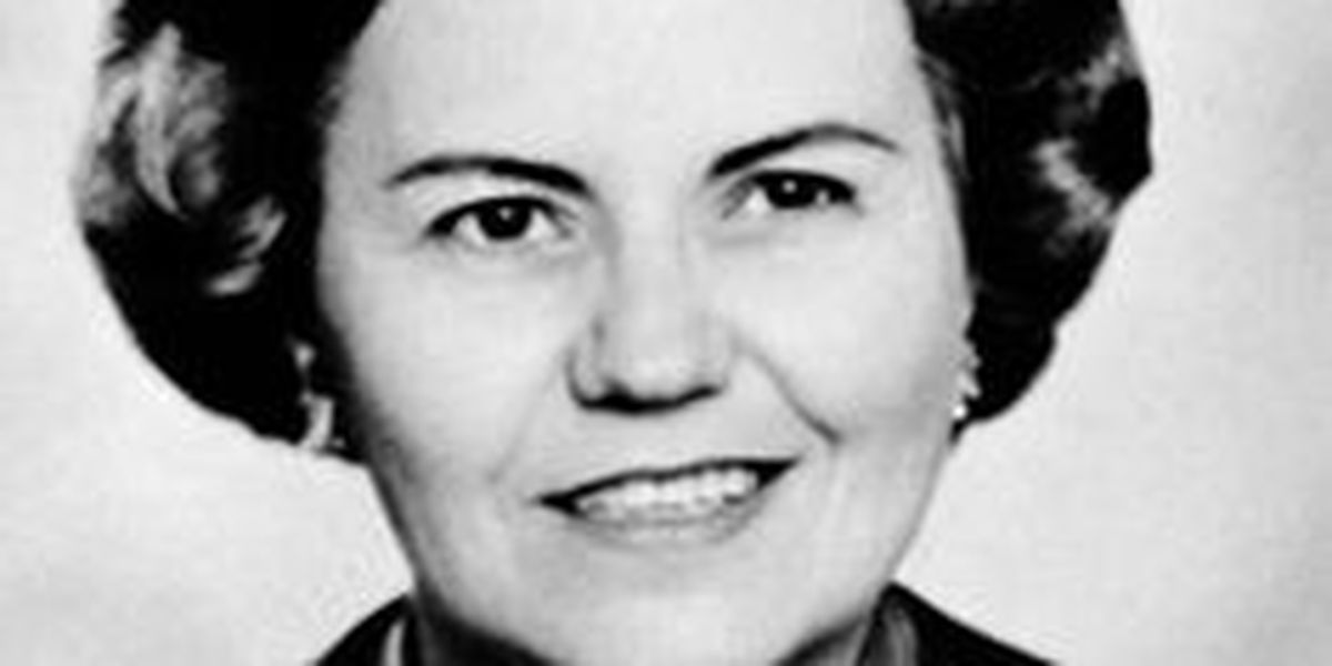 First woman elected as Louisiana treasurer dies at 94