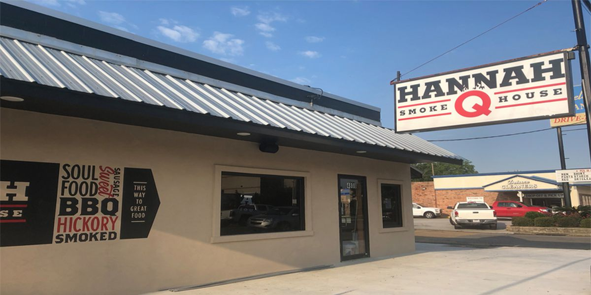 Two restaurants, Hannah Q Smokehouse and The Rutledge, open on Government Street