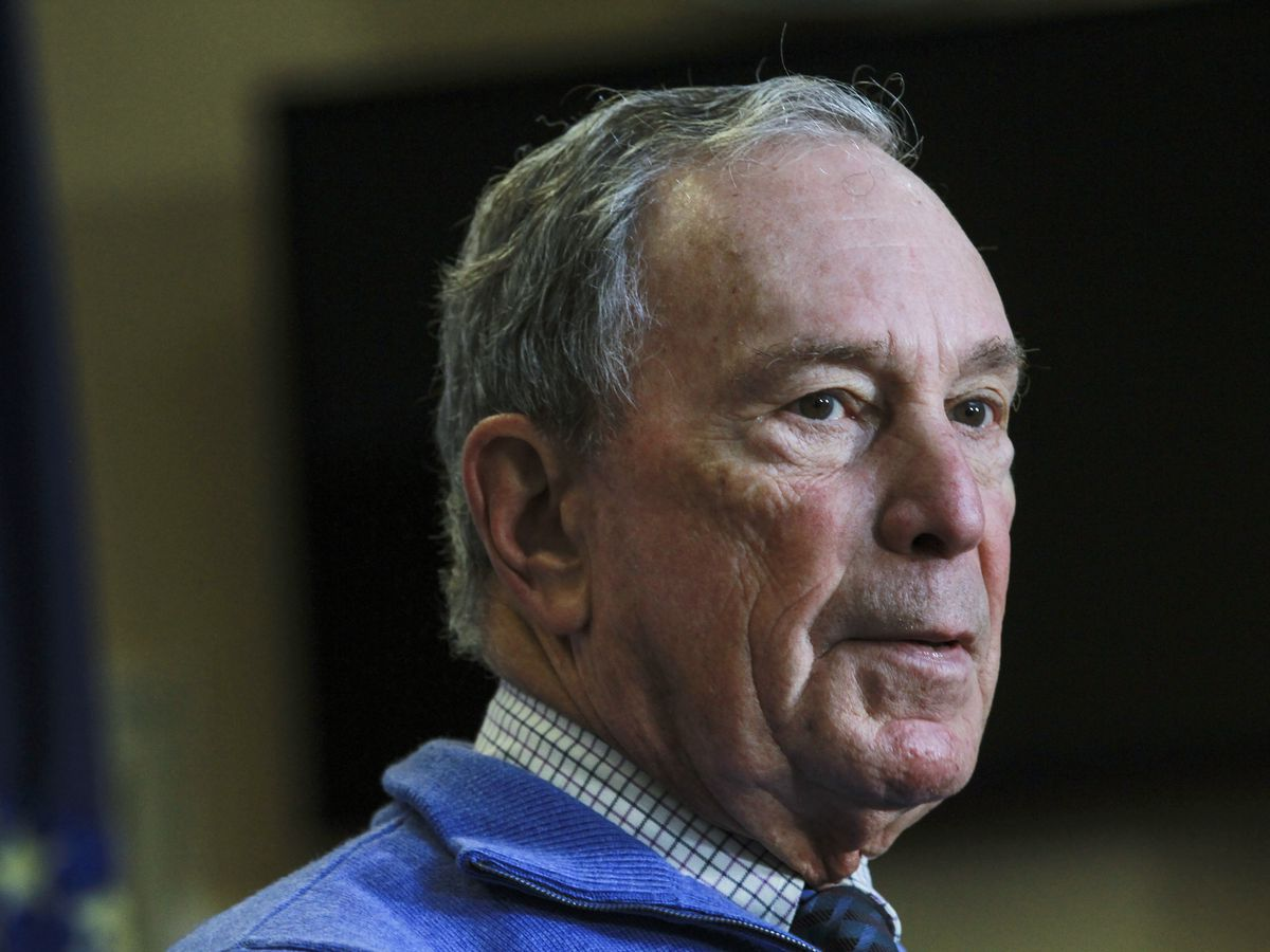 Bloomberg likely to decide on 2020 bid by early next year