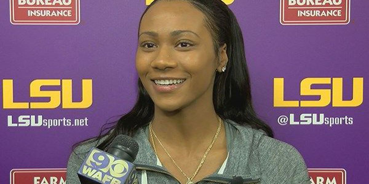 LSU guard Chloe Jackson granted release and is transferring