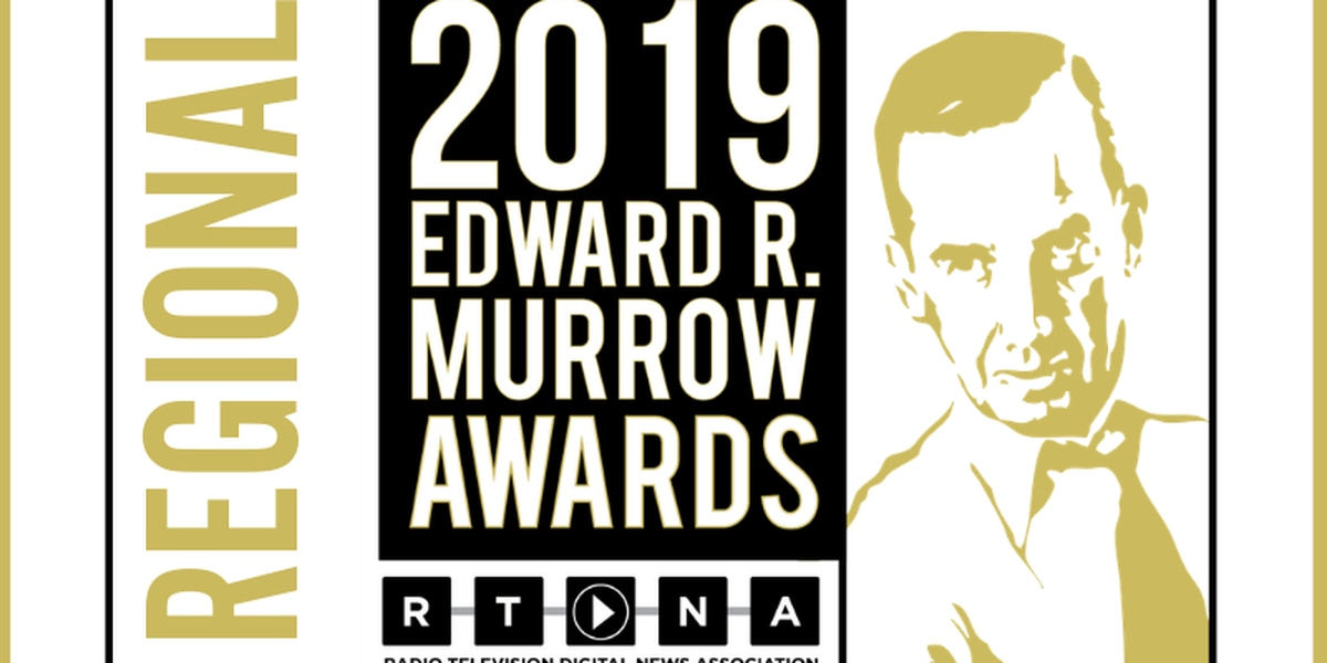 WAFB wins 5 Regional Edward R. Murrow awards including 'Overall Excellence'